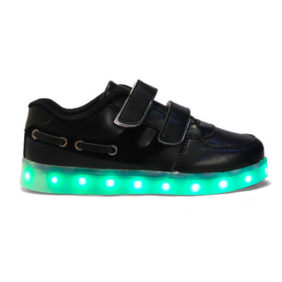 Led luminous Shoes For Boys girls Fashion Light Up Casual kids 7 Colors Outdoor new simulation sole Glowing children sneaker-Dollar Bargains Online Shopping Australia