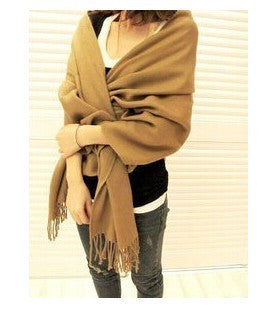 Fashion Wool Winter Scarf Women Spain Desigual Scarf Plaid Thick Brand Shawls and Scarves for Women-Dollar Bargains Online Shopping Australia