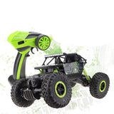 Lynrc RC Car 4WD 2.4GHz Rock Crawlers Rally climbing Car 4x4 Double Motors Bigfoot Car Remote Control Model Off-Road Vehicle Toy-Dollar Bargains Online Shopping Australia
