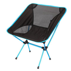 Ultra Light Beach Chair Outdoor Camping Portable Folding Lightweight Chair For Hiking Fishing Picnic Barbecue Vocation Casual-Dollar Bargains Online Shopping Australia