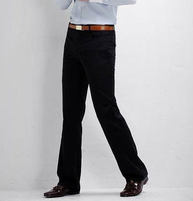 2016 men high-grade fashion business trousers/Men's slim fit suit pants /Men's pure cotton Casual pants - Dollar Bargains - 5