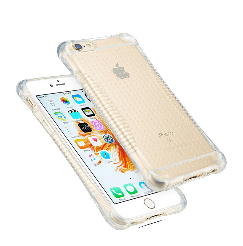 2 / For iPhone 5For Apple iPhone 6 6s Case Slim Crystal Clear TPU Silicone Protective sleeve for iPhone 6 plus / 6s plus cover 5 5S SE cases