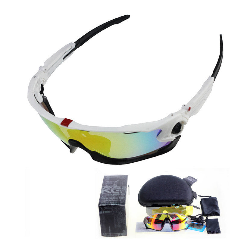 F6New Outdoor Sport Bike MTB Bicycle Glasses Men And Women Cycling Polarized Glasses Sunglasses MTB Goggles Eyewear