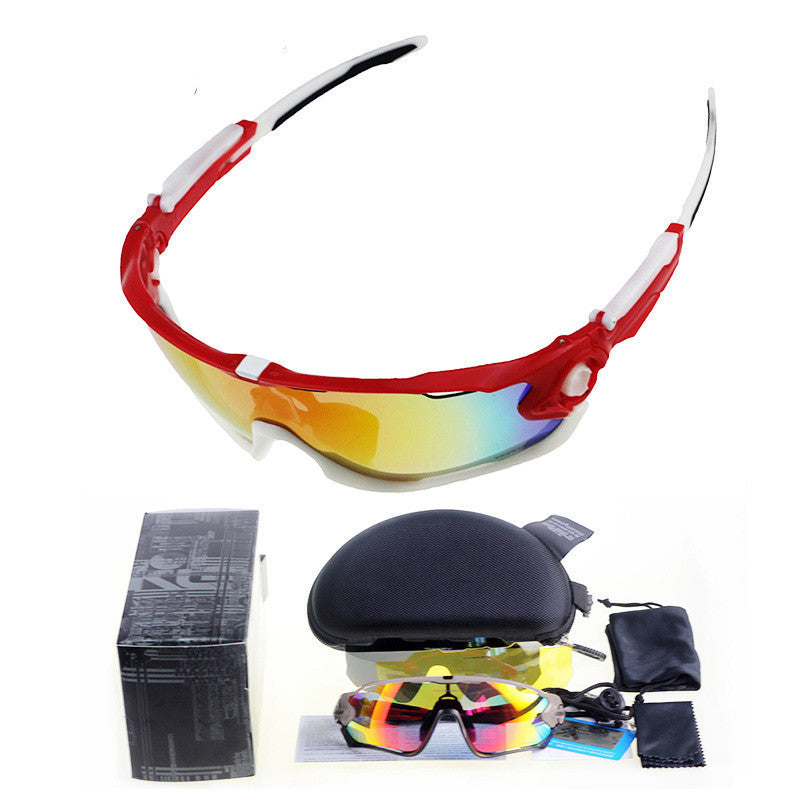 F11New Outdoor Sport Bike MTB Bicycle Glasses Men And Women Cycling Polarized Glasses Sunglasses MTB Goggles Eyewear