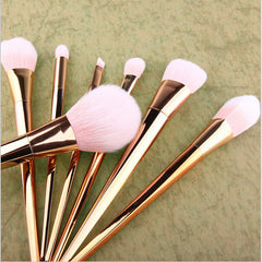 NEW Techniqueing 6-7 Pcs Makeup Brushes Set Synthetic Hair Make Up Brushes Tools Cosmetic Foundation Brush Kits-Dollar Bargains Online Shopping Australia