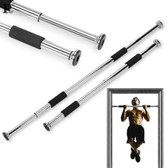 Pull Up Bar High Quality Sport Equipment Home Door Exercise Fitness Equipment Workout Training Gym Size Adjustable Chin Up Bar-Dollar Bargains Online Shopping Australia