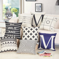 European Cushion Home Car Throw Pillows Cases Cotton and Linen Pillows Decorative Throw Pillowcase Oct06-Dollar Bargains Online Shopping Australia