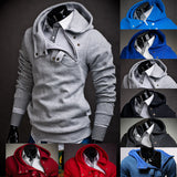2016 Hoodies Men Sudaderas Hombre Hip Hop Mens Brand 7 Color Stitching Hedging Hoodie Sweatshirt Suit Slim Fit Men Hoody - Dollar Bargains - 1