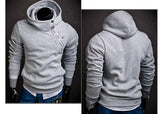 2016 Hoodies Men Sudaderas Hombre Hip Hop Mens Brand 7 Color Stitching Hedging Hoodie Sweatshirt Suit Slim Fit Men Hoody - Dollar Bargains - 2