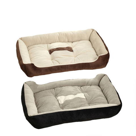 6 Sizes House New Pets Beds Plus Size Dogs Fashion Soft  Dog House High Quality PP Cotton Pet Beds For Large Pets  Cats HP350 - Dollar Bargains - 1