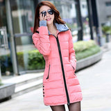 Winter Jacket Women Cotton Padded Coat Parkas For Women Winter Manteau Femme Casual Fashion BB0008-Dollar Bargains Online Shopping Australia
