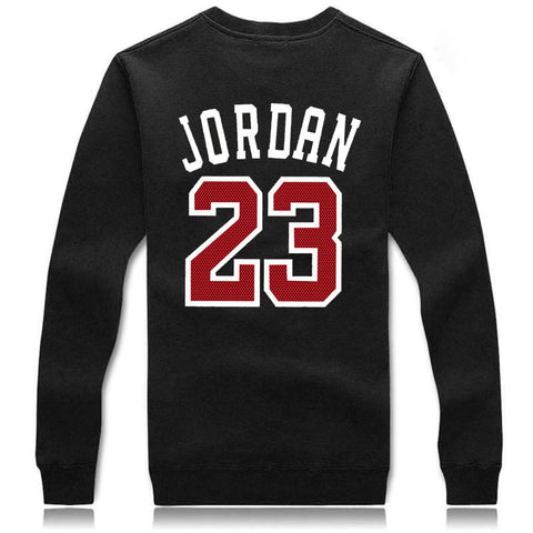 2015 spring Autumn Fashion brand 23 JORDAN men sportswear Print Men hoodies Pullover Hip Hop Mens tracksuit Sweatshirts ding - Dollar Bargains - 1