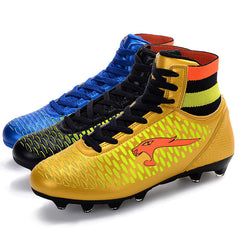 Adult high ankle soccer shoes men football boots kids botas de futbol New superfly soccer cleats boots Size 33-44-Dollar Bargains Online Shopping Australia
