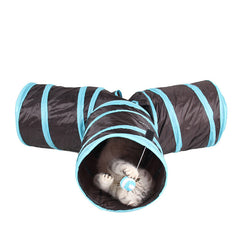 New Cats Tunnel Toys Home Indoor Pet Cats Training Toys-Dollar Bargains Online Shopping Australia