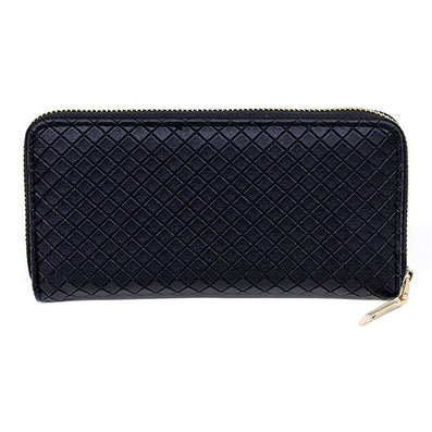 4 Colors Women Wallets Fashion Solid Female Wallet Women Clutch Change Purses Carteira Feminina Ladies' Long Design Brand Purse-Dollar Bargains Online Shopping Australia