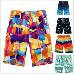 Sexy Beach Shorts Men Swimwear Brand Men Swimsuits Surf Board Beach Wear Man Swimming Trunks Boxer Shorts Swim Suits Gay Pouch-Dollar Bargains Online Shopping Australia
