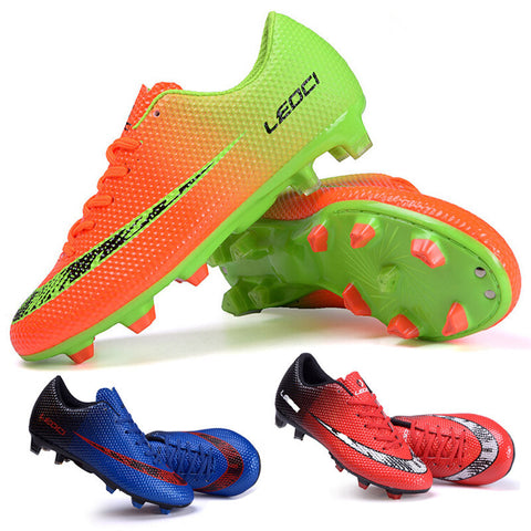 New FG Football Boots Cleats soccer Shoes mens football cleats boot Chuteiras botas de futbol voetbalschoenen women Adult & Kids-Dollar Bargains Online Shopping Australia
