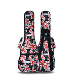 21 26 concert ukulele bag soprano case guitar padded guitarra backpack ukelele trap colorful waterproof-Dollar Bargains Online Shopping Australia