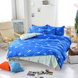 bedding set Autumn style duvet cover twin Full Queen Nordic style bedding bed linen flat sheet +duvet cover bedclothes clear out-Dollar Bargains Online Shopping Australia