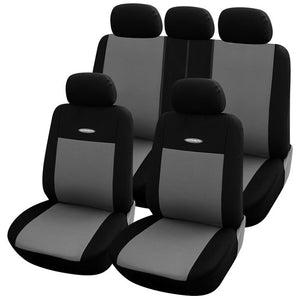 High Quality Car Seat Covers Universal Fit Polyester 3MM Composite Sponge Car Styling lada car covers seat cover accessories-Dollar Bargains Online Shopping Australia
