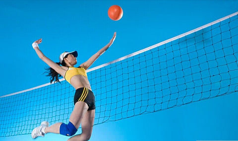 International Match Standard Official Sized Volleyball Net Netting Replacement-Dollar Bargains Online Shopping Australia