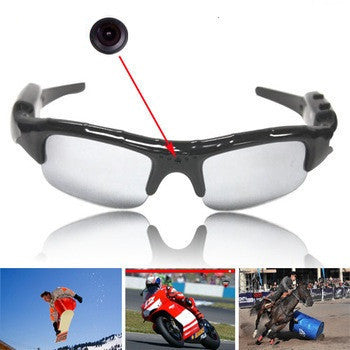 Eyewear Sunglasses Camcorder Digital Video Recorder Camera DV DVR Recorder Support TF card For Driving Outdoor Sports camera-Dollar Bargains Online Shopping Australia
