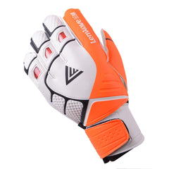 Men Latex Goalkeeper Gloves Soccer football gloves-latex plam Goal Keeper Gloves For Training-Dollar Bargains Online Shopping Australia