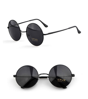 Vintage Steampunk Sunglasses Round Designer Steam Punk Metal Women Coating Men Retro Sun glasses YJ129-Dollar Bargains Online Shopping Australia