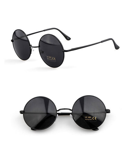 Vintage Steampunk Sunglasses Round Designer Steam Punk Metal Oculos de sol masculino Women Coating Men Retro Sun glasses YJ129 - Dollar Bargains - 2