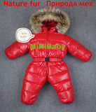 baby girl jumpsuits Russia winter baby clothing , winter coats snow wear duck down jacket ,snowsuits for kids boys girls clothes-Dollar Bargains Online Shopping Australia