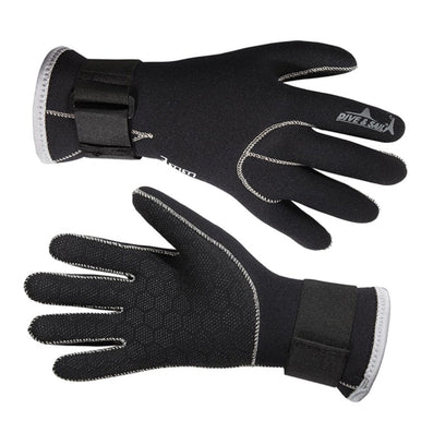 Dive&Sail 3mm Neoprene Diving Gloves High Quality Gloves for Swimming Keep Warm Swimming Diving Equipment-Dollar Bargains Online Shopping Australia