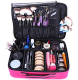 Women High Quality Professional Makeup Organizer Bolso Mujer Cosmetic Case Large Capacity Storage Bag Free Disassembly Suitcases-Dollar Bargains Online Shopping Australia