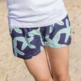 2014 new fashion beach shorts for women and men Black and white stripes shorts  K464 ,free shipping - Dollar Bargains - 19