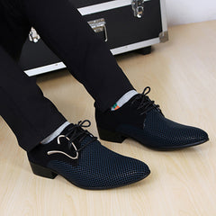 New Fashion Men PU Leather Shoes male Flats High Quality Men Shoes Oxford Shoes-Dollar Bargains Online Shopping Australia