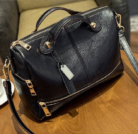 Fashion Womens Handbags High Quality Brand Women Genuine Leather Handbags Designer Women's Shoulder Bags X39-Dollar Bargains Online Shopping Australia