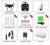 SYMA X5SW / X5SW-1 WIFI RC Drone Quadcopter with FPV Camera Headless 6-Axis Real Time RC Helicopter Quad copter Toys-Dollar Bargains Online Shopping Australia