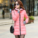 Winter Jacket Women Winter And Autumn Wear High Quality Parkas Winter Jackets Outwear Women Long Coats TSP1657-Dollar Bargains Online Shopping Australia