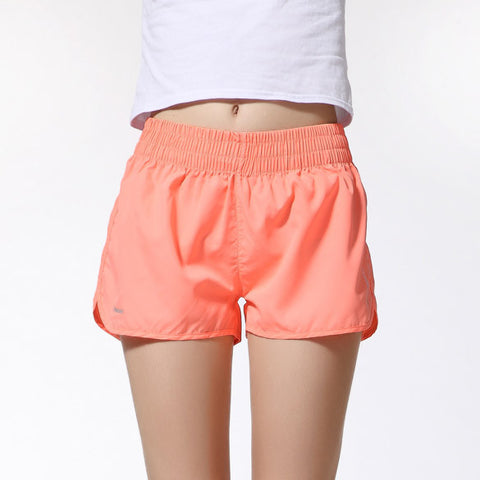 Shelikeit 2016 Wholesale All-purpose Summer shorts for womens thin Quick-Drying Elastic Waist Candy Colors plus size shorts - Dollar Bargains - 1