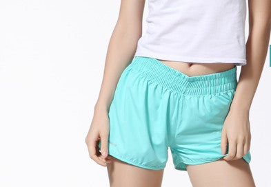 Shelikeit 2016 Wholesale All-purpose Summer shorts for womens thin Quick-Drying Elastic Waist Candy Colors plus size shorts - Dollar Bargains - 2
