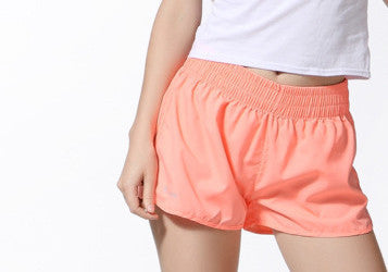 Shelikeit 2016 Wholesale All-purpose Summer shorts for womens thin Quick-Drying Elastic Waist Candy Colors plus size shorts - Dollar Bargains - 6