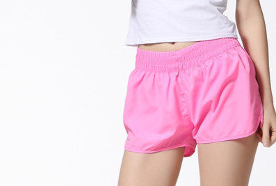 Shelikeit 2016 Wholesale All-purpose Summer shorts for womens thin Quick-Drying Elastic Waist Candy Colors plus size shorts - Dollar Bargains - 5