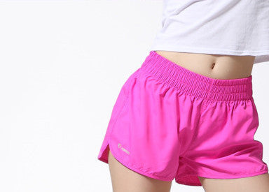 Shelikeit 2016 Wholesale All-purpose Summer shorts for womens thin Quick-Drying Elastic Waist Candy Colors plus size shorts - Dollar Bargains - 3