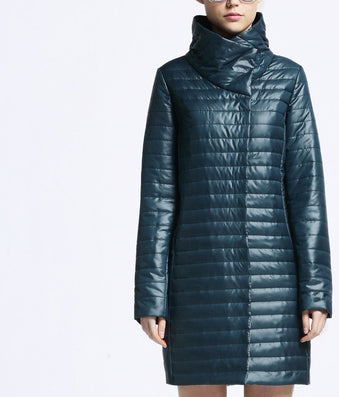 MIEGOFCE New spring jacket women winter coat women's clothing warm outwear Cotton-Padded long Jacket coat Slim trench coat-Dollar Bargains Online Shopping Australia