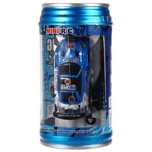1 63 Coke Can Mini RC Car carro speed truck Radio Remote Control Micro Racing Vehicle carrinho de controle Electric Toy HOT - Dollar Bargains - 1