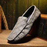 2016 new arrival summer men boat shoes casual mocassine men hand sewing soft shoes breathable cheap Hole hole men shoes k81 - Dollar Bargains - 2