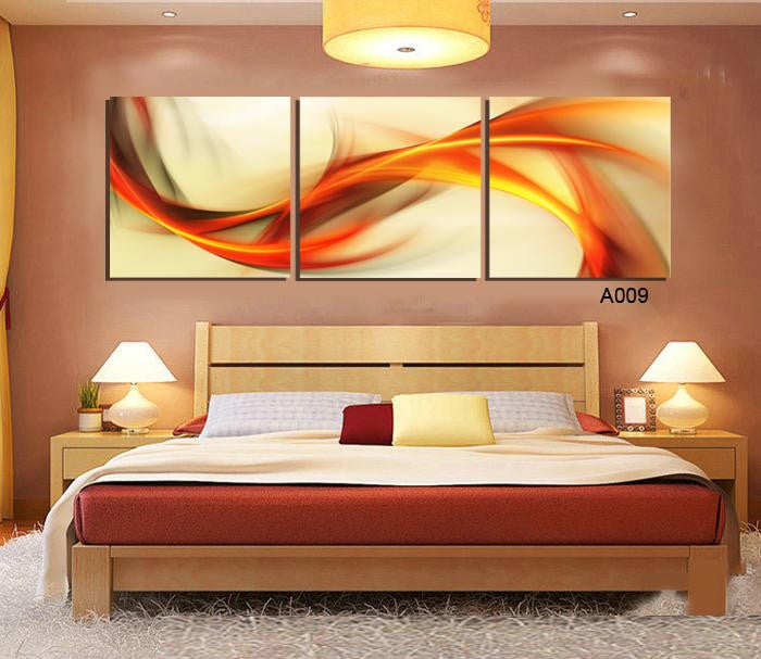 3 piece wall art dollar bargains 3 piece wall canvas painting home decor modern picture set on canvas painting printed art s gumiabroncs Choice Image