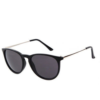 Mirrored Classic Gradient Sunglasses Women Brand Oculos de sol Feminino Fashion TR90 Sun Glasses Polarized Female Black Shades-Dollar Bargains Online Shopping Australia