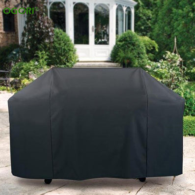 3 Sizes Waterproof BBQ Cover Outdoor Rain Barbecue Grill Protector For Gas Charcoal Electric Barbeque Grill & 3 Sizes Waterproof BBQ Cover Outdoor Rain Barbecue Grill Protector ...
