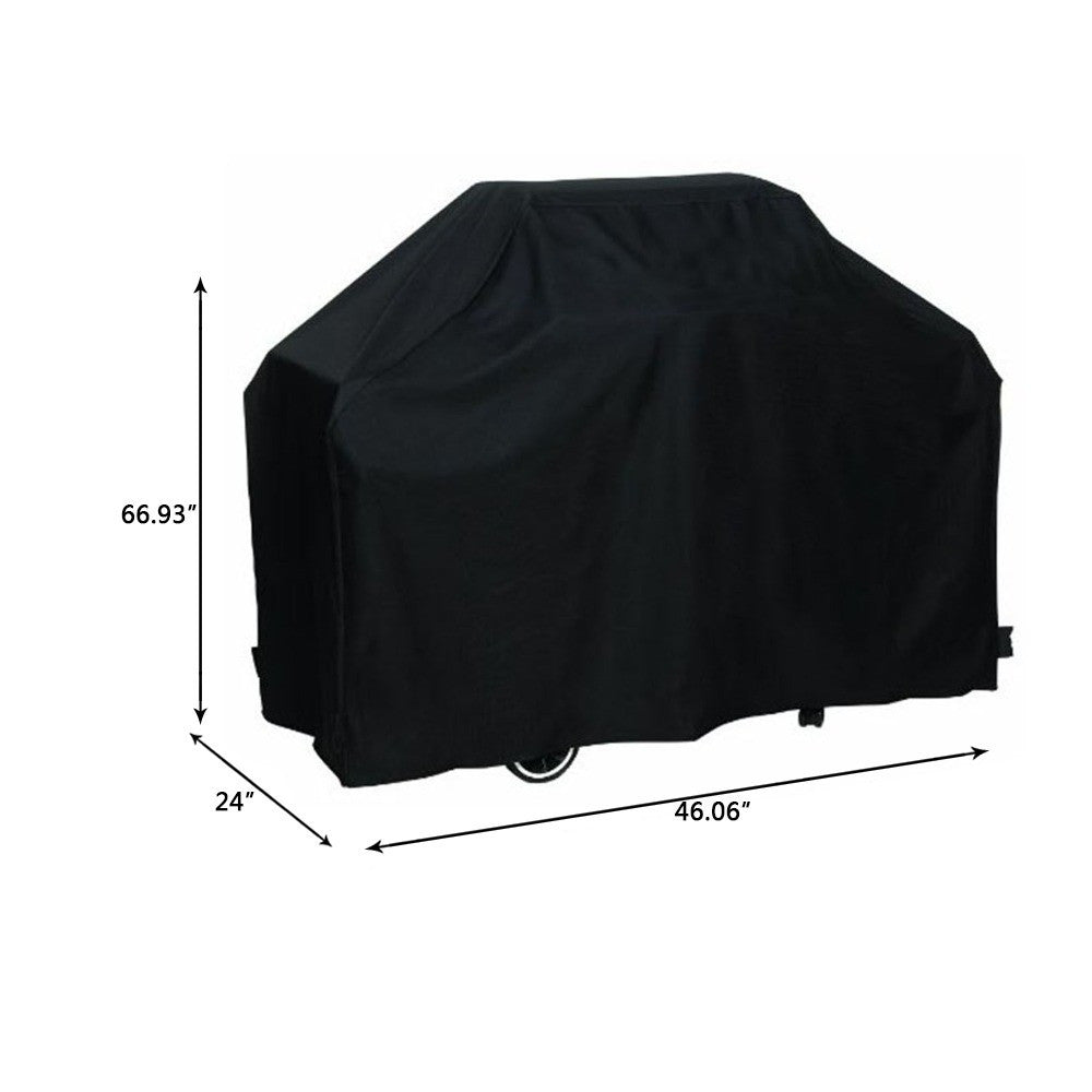 China / 170x61x117cm3 Sizes Waterproof BBQ Cover Outdoor Rain Barbecue Grill Protector For Gas Charcoal Electric Barbeque Grill Anti Dust Shield