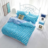 new style fashion style queen/full/twin size bed linen set bedding set sale bedclothes duvet cover bed sheet pillowcases-Dollar Bargains Online Shopping Australia